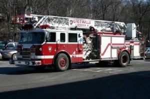 greenville fire truck