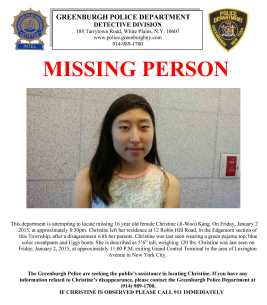 Christine Kang Missing Flyer Final JPG
