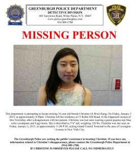 Christine Kang Missing Flyer Final JPG